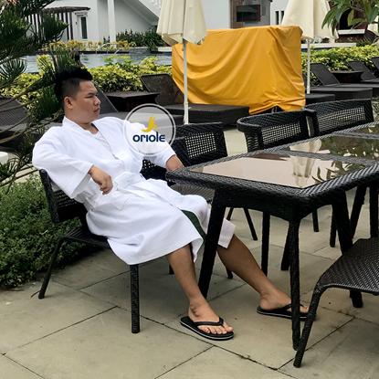Áo choàng tắm Oriole OBR6