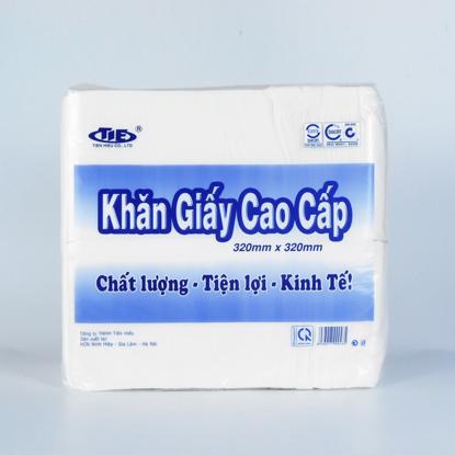 Giấy ăn vuông cao cấp Hà Nội bịch 1kg