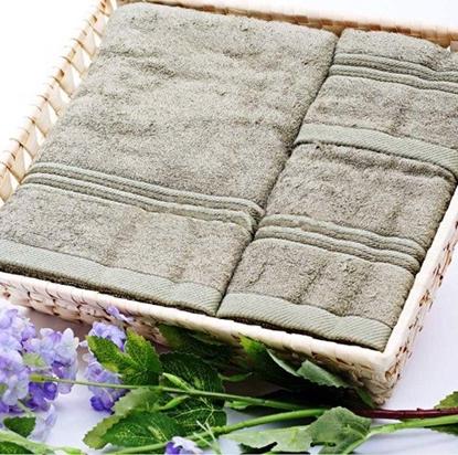 Hình ảnh của Bộ rổ tre khăn quà tặng Mollis - P648