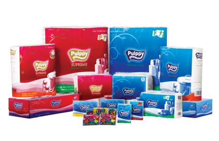 Hình ảnh nhóm sản phẩm Khăn giấy