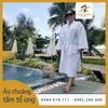 Áo choàng tắm tổ ong khách sạn